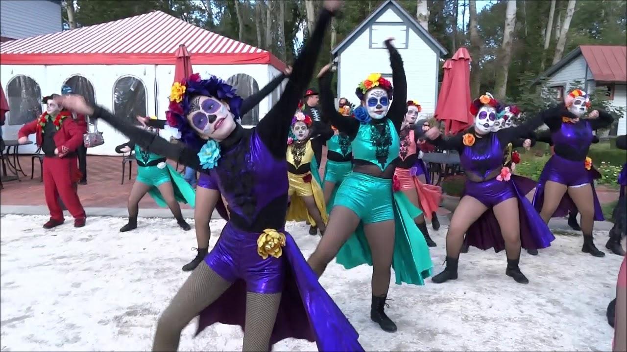 Cape May Halloween.Joanne Reagan Dance Studios Cape May Halloween Parade 2018