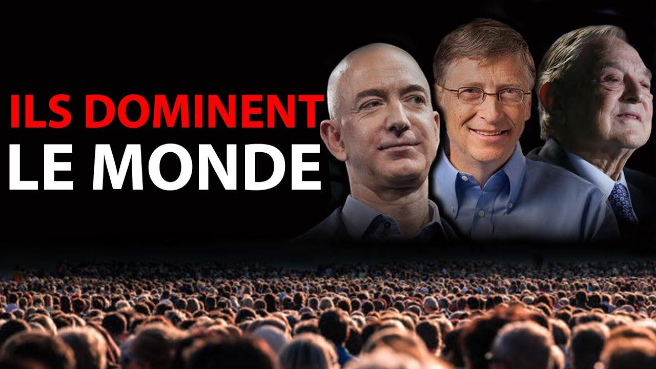 Nouvel ordre mondial : comment les 1 % les plus riches dominent le monde ?  - YouTube