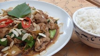 Stir Fried Pork Tenderloin With Ginger And Spring Onion 蔥薑炒肉片