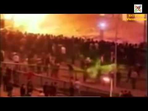 El cuarto jinete del apocalipsis en Egipto (caballo blanco) - YouTube
