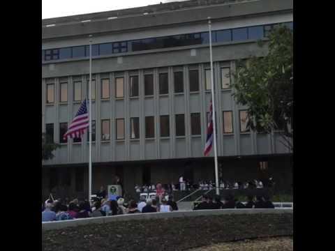 Honolulu Police Department Mirror