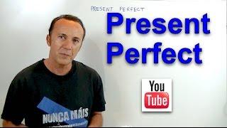 INGLÉS. PRESENT PERFECT (Updated). Inglés para hablantes de español