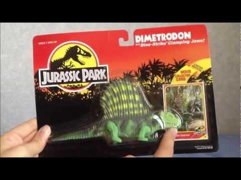 Jurassic Park Dimetrodon Y