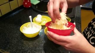 салат-МИМОЗА -с высоким содержанием белка и низкокалорийный