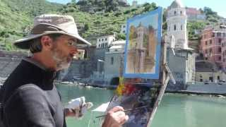 """Outside The Lines"" Plein Air Painting Documentary, Plein Air Force"