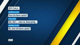 911 calls released after Bode Miller's toddler daughter drowns