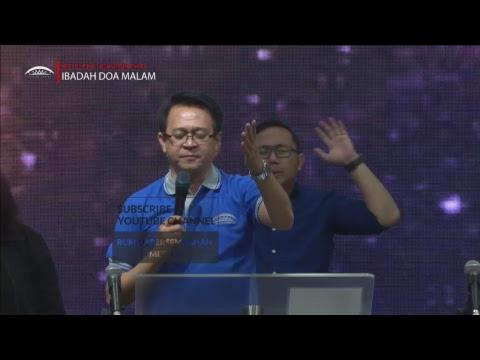 Ibadah Doa Malam Keluarga Besar GBI Medan Plaza, 12 April 2018