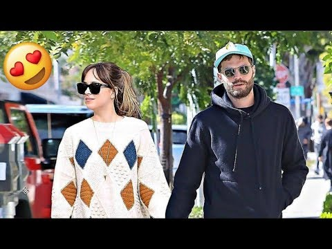 Dakota Johnson and Jamie Dornan Dating & RelationShip ❤️❤️