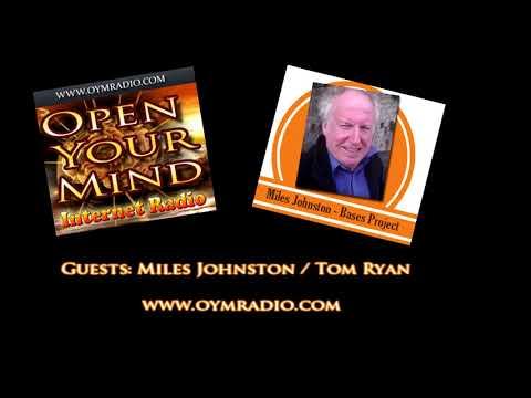 Open Your Mind (OYM) Radio - Miles Johnston / Tom Ryan - 7th January 2018