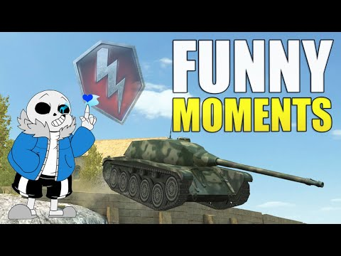 Wot Blitz Funny And Epic Moments #8