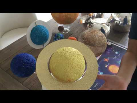 How to make planets!