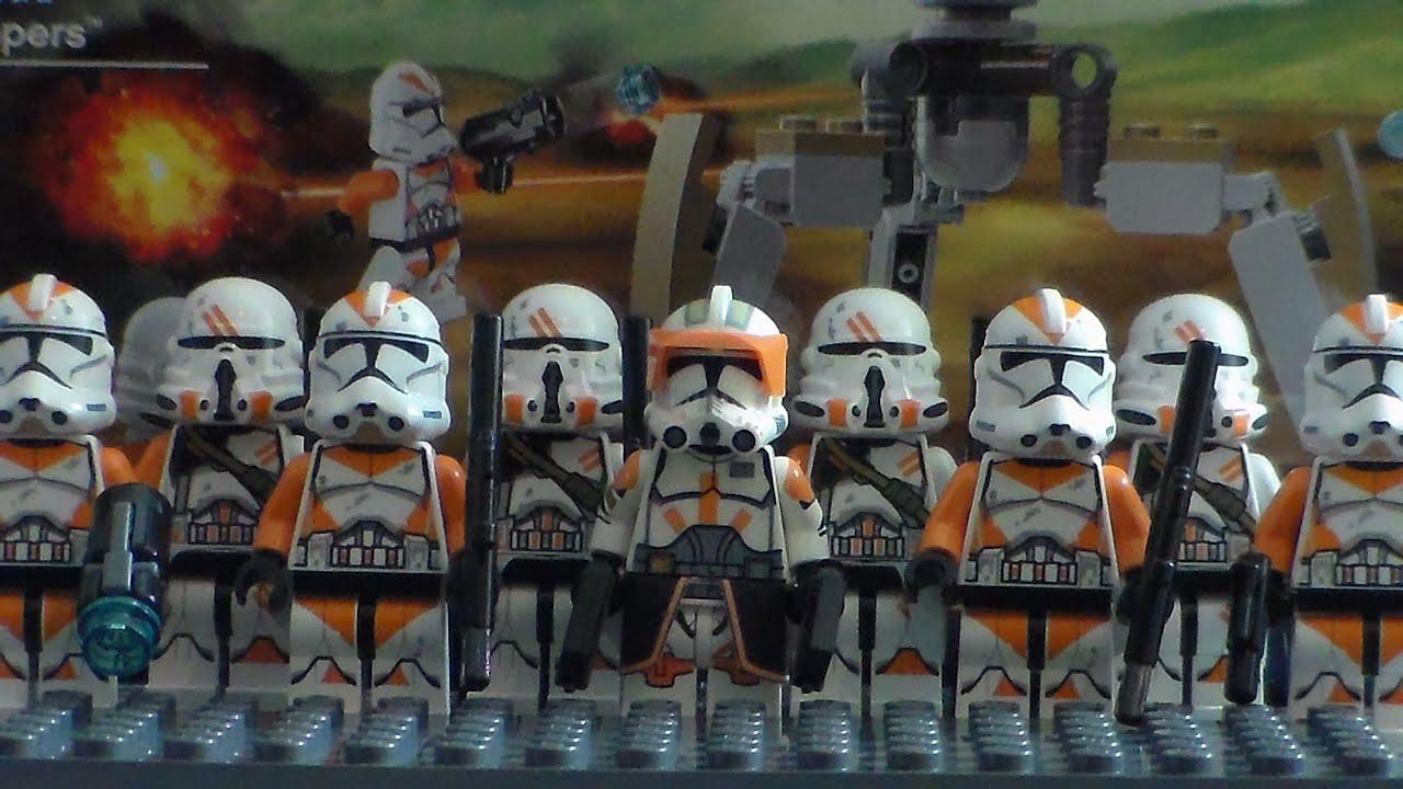 NEW 2014 Lego Star Wars Utapau Troopers 75036 Battle Pack ...