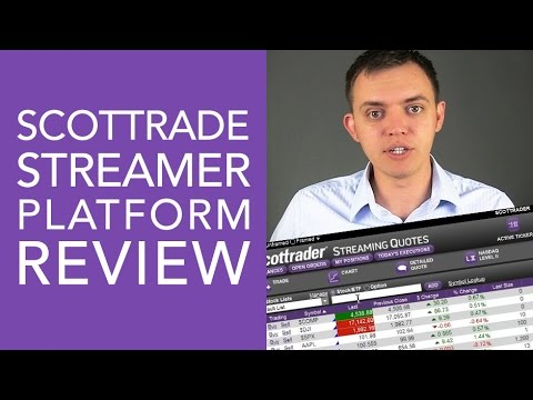 Scottrade option trading platform