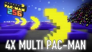 PAC-MAN 256 - PS4/XB1/PC - 4X Multi PAC-MAN (Announcement Trailer)