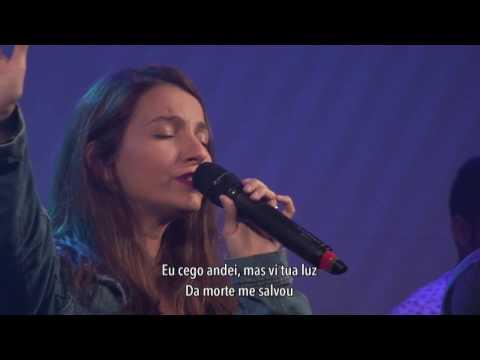Broken Vessels (Amazing Grace) - Hillsong Worship - Português
