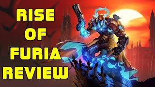 Paladins 1.1 - Rise of Furia - Event Review