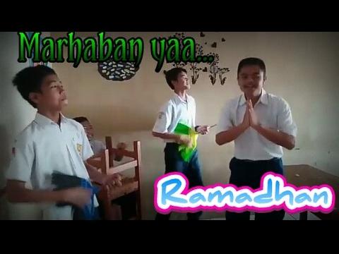 Marhaban yaa ramadhan...(Ramadhan Tiba)