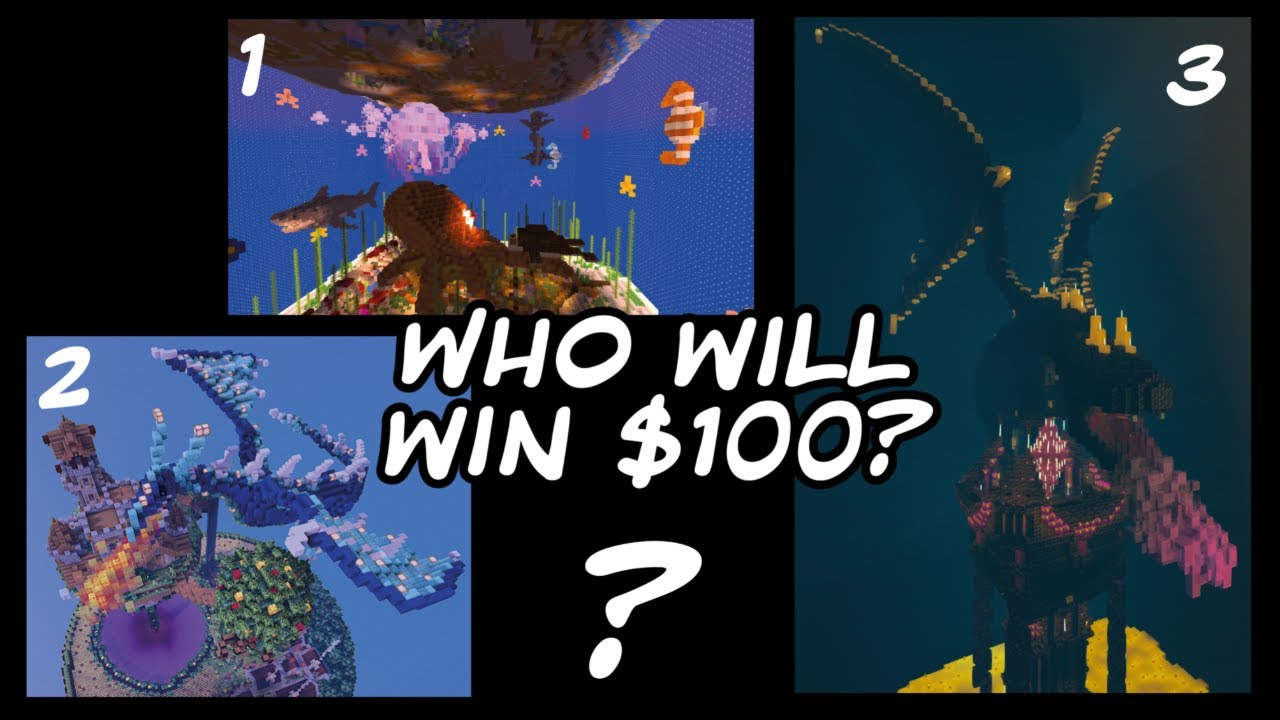 INCREDIBLE Minecraft Survival Builds Win Cash   I need your help  (Minecraft Skyblock S3 The Isles)