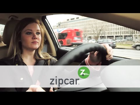 Living Without a Car | Ditch Your Keys DC | Zipcar