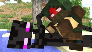 Enderman Life - Minecraft Animation