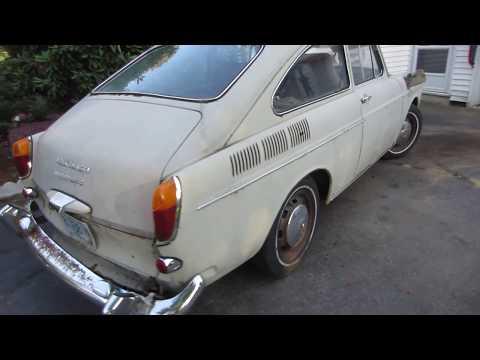 1969 vw fastback sitting 19 years, will it run?