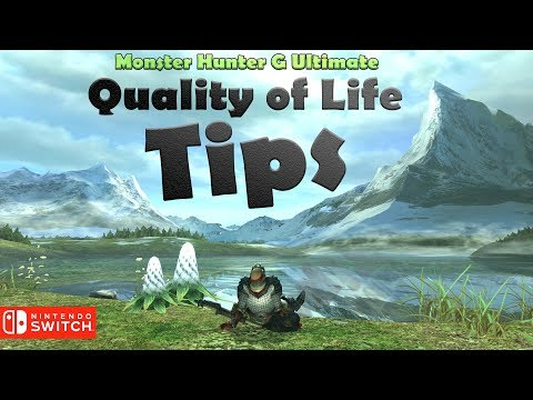 Monster Hunter Generations Ultimate: 10 Quality of Life Tips thumbnail