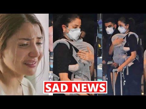 Download Sad News For Anushka Sharma And Virat Kohli Baby Vamika Kohli