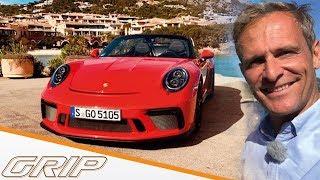 Porsche 911 Speedster I GRIP