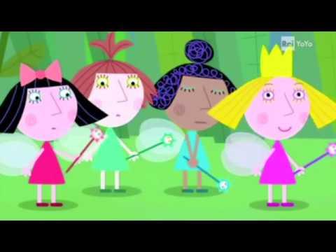 IL PICCOLO REGNO DI BEN E HOLLY episodi completi - cartoni animati per bambini piccoli