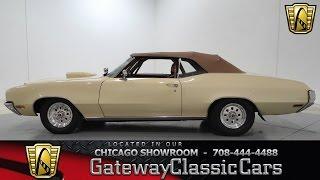1970 Buick Skylark Gateway Classic Cars Chicago #745