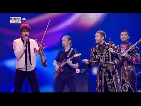 ESC 2012 - Interval-Act mit: Lena,  Alexander Rybak, Dima Bilan, Marija ?erifovi? und Ell & Nikki