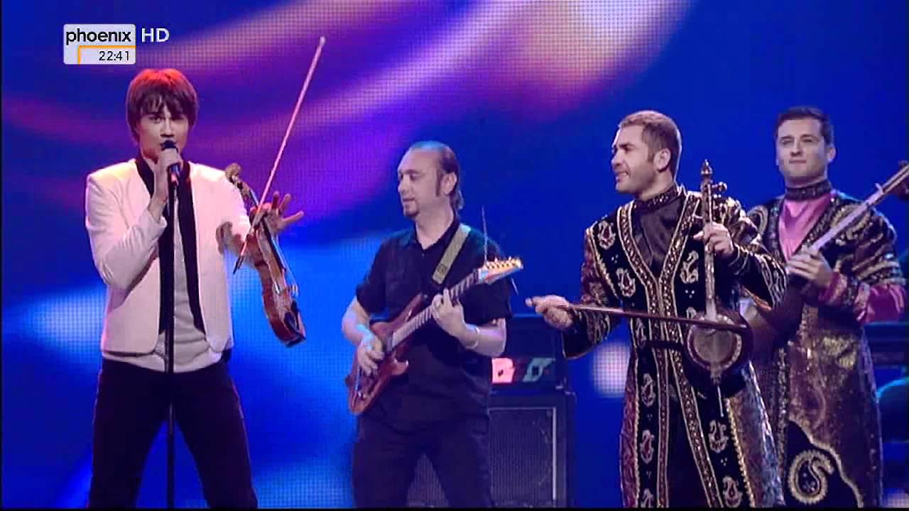 Rybak and Bilan will sing a duet for the Muz-TV awards 05/28/2009 17