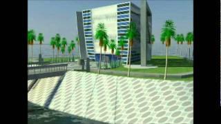 Burj Al Arab 3Ds Max