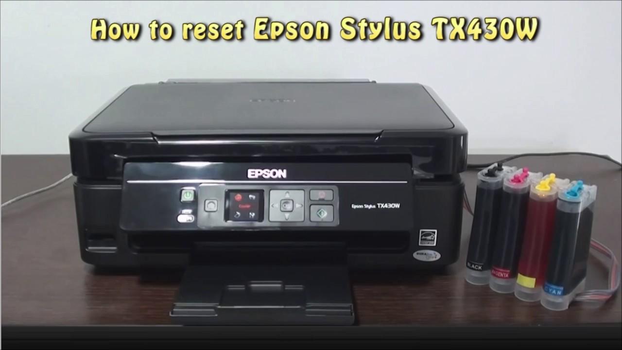 EPSON STYLUS TX430 WINDOWS 7 X64 DRIVER