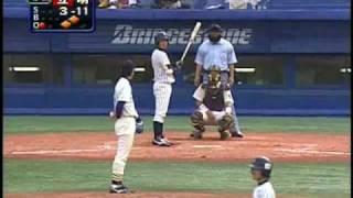 明大野村祐輔投手 44年ぶりシーズン防御率0.00 08/10/27