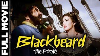 Blackbeard: The Pirate (1952)   Adventure, Romance Movie   Robert Newton, Linda