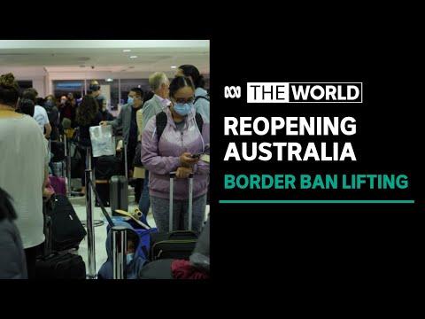Australia's international borders will lift in November, but how will it work? | The World