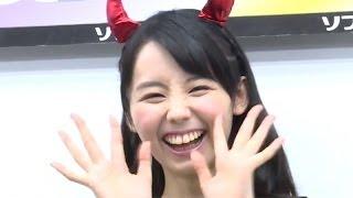 女優の小池里奈さんが10月27日、東京都内で行われた自身のDVD「コイケリ...