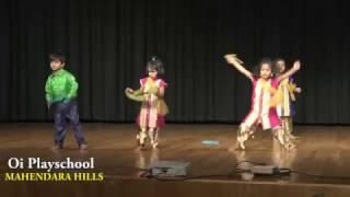 Oi Playschool Mahendra Hills -- Little Stars Day(Annual Day) 2017 - Part 2