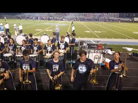 Josh Nagy - Trombone Section Owns This Routine