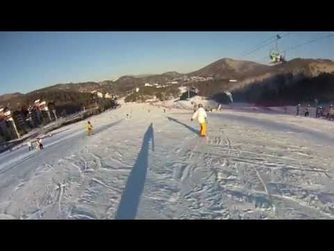 Yongpyong Ski Resort with Korea Snow