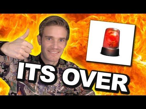 We lost?