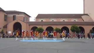 Abraham Lincoln High School Exhibition Drill Team Spring 2011