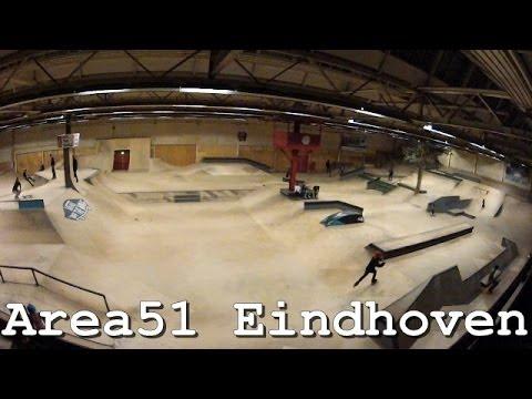 f0132542408 Skateboarding @Area51 Eindhoven Skatepark - YouTube