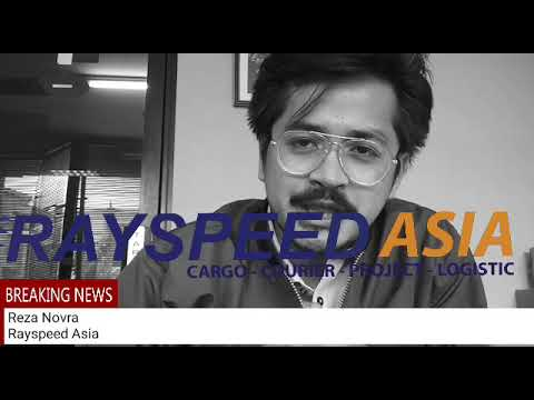 INDONESIA COURIER SERVICE - Rayspeed Asia - Jasa Kirim Barang ke Jepang