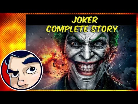 Joker (Mini-series) - Complete Story
