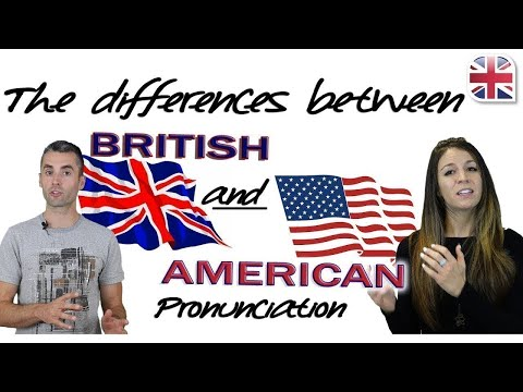 British English vs. American English - 5 Key Pronunciation Differences