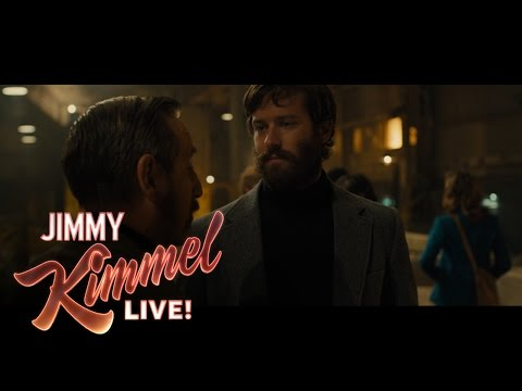 Armie Hammer on New Film Free Fire