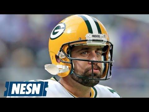 Week 7 NFL Storylines: Impact Of Aaron Rodgers' Injury