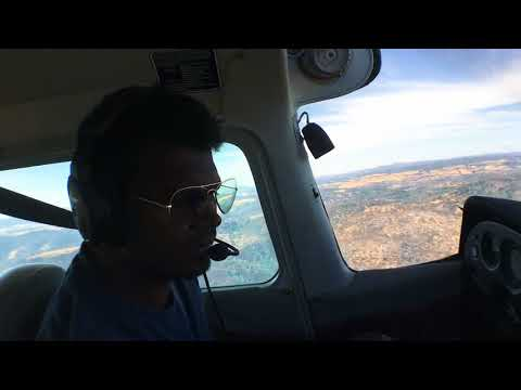 Landing at Columbia O22 California